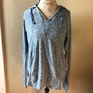 NWT Roxy Wasted Time hoodie